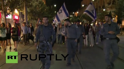 Израел: Стотици протестиращи израелци