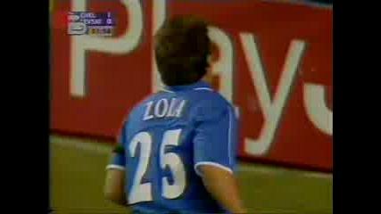 Chelsea Vs. Levski(sofia) 1 - 0