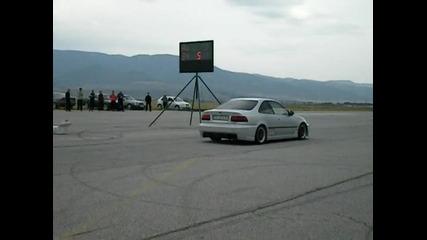 Сливен Хонда Сивик 402м.