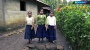 Малките таекуондистки срещу изнасилванията
