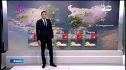 Прогноза за времето (27.12.2014 - централна)