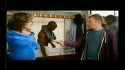 Джоан Колинс в реклама на Сникерс