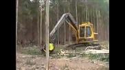 Ето така се режат дърва...