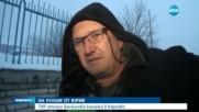 НА КОСЪМ ОТ ВЗРИВ: Тир отнесе бензинова колонка в Карлово