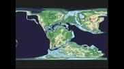 Земята И Земните Слоеве Преди Милиарди Години