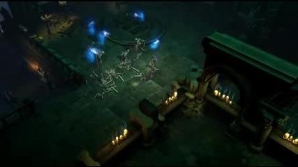 Diablo 3 Демонстрациа На Играта