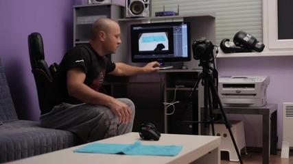 Как се прави стоп кадър анимация