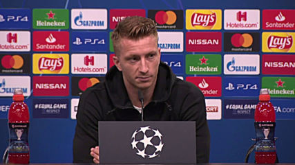 Germany: 'We want Messi to play' - Dortmund's Reus on Champions League match