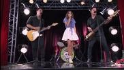 Violetta canta A los cuatro vientos