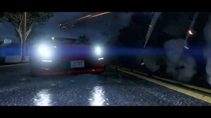 Grand Theft Auto V за Pc ще излезе на 14 април