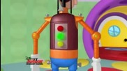 Mickey Mouse Clubhouse Full Episode 2013 Mickey Mouse Goofy's Goof bot English