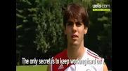Uefa - Урок По Футбол От Кака