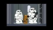 Family Guy- Star Wars - Пародия