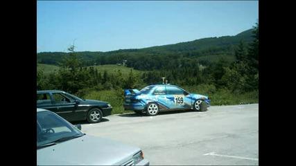 K.shterev...uzana 2008 subaru wrc rally car