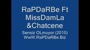Missdamla Chatcene Rapdarbe Arabesk Rap 2010 Sensiz Olmuyor Duygusal Rap Mersin Rap