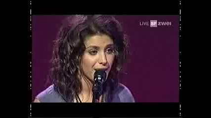 Katie Melua - Fancy (live - Avo session)