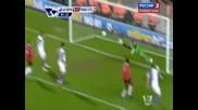 Blackburn 0-2 Manchester United
