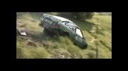 Форд Сиера - Гъмкхана тренировка