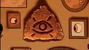 Тайните на Гравити Фолс (gravity falls) – Society of the Blind Eye (с2е7, 2014)