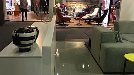 Вижте какви български мебели показват в Кьолн