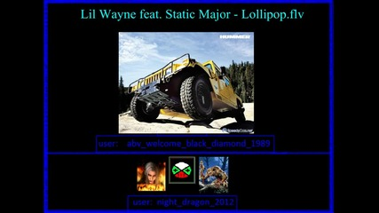 ! #[__ Lil Wayne feat. Static Major - Lollipop. __]# !