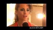 Alicia Keys - Правене На Karma Част 2