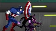 Отмъстителите: Най-могъщите герои на Земята (2010-2011-2012) - Трейлър