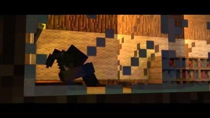 Revenge - A Minecraft Parody