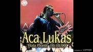 Aca Lukas - Pesma od bola - (audio) - Live Hala Pionir - 1999 JVP Vertrieb