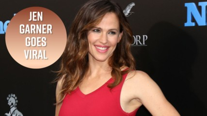 Jennifer Garner gives best performance on laughing gas
