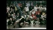 Breakdance - Състезание