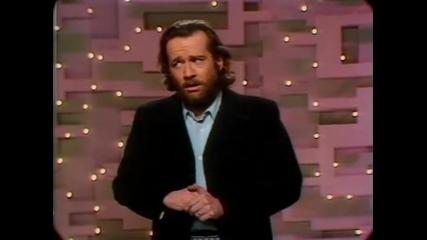 George Carlin 40 Years Of Comedy част 1