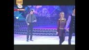 Денсинг Старс - Мадлен и Аледсандър - Ирландски танц