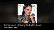 Annagrace - Ready To Fall In Love (david Puentez Remix) Teaser