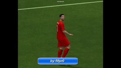 Fifa 14 - #world Cup# mode - Portugal vs Spain #final#
