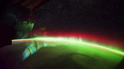 Нашата прекрасна планета - Земята - Снимки от Международната космическа станция