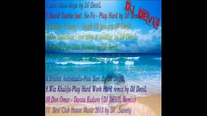 Mix first album Dj Devil that says Summer Songs
