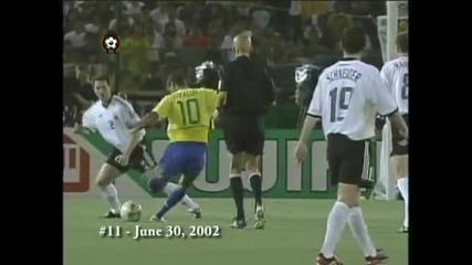 Роналдо Всички Рекордни Голове На Световни Финали