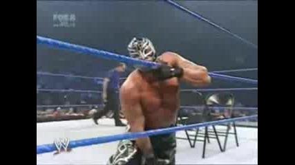 Wwe - Rey Mysterio Vs Chavo Guererro