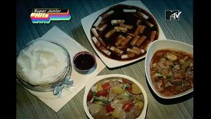 Super Junior H - Cooking Cooking mv (бг.превод)