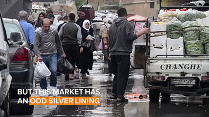 A sneak peak into Syria's Thieves' Market