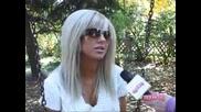 Андреа се смее доста яко в интервю пред сигнабг