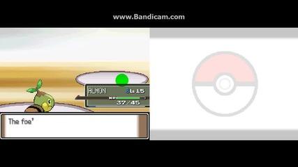 Let's play Pokemon Platinum with Anio01raiokv part 7-----
