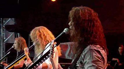 Megadeth - Symphony Of Destruction - Live Sofia, Bulgaria 2010