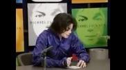 Прекрасната усмивка на Michael Jackson