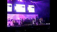 *vivo* Daddy Yankee - Lovumba en Bogota