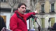 Spain: Madrid demo decries Norway's 'crime against humanity' over children's' seizure