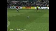 Cristiano Ronaldo V Pes5