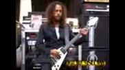 Kirk Hammet - Master Of Puppets