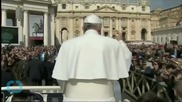 The Pope Prays for Equal Pay Calls Income Inequality a Scandal
